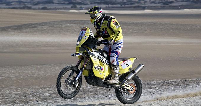 Claudio Rodriiguez, etapa2 Desafiio Inca